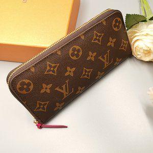 Louis Vuitton Women's Classic Half Fold Wallet